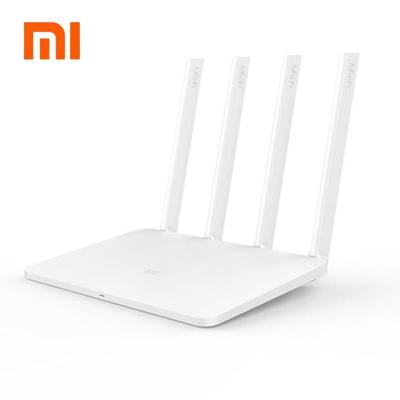 ניס English Version Xiaomi Mi Wifi Router 3 11Ac Dual Band 2.4/5G NU-62