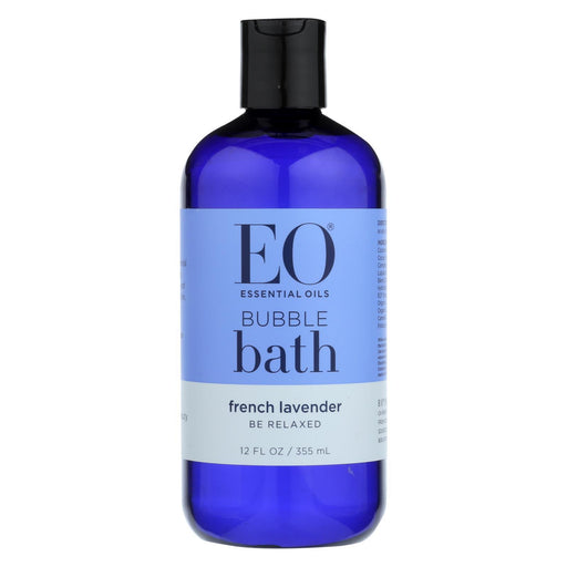 Eo Products - Bubble Bath Serenity French Lavender With Aloe - 12 Fl Oz-Eco-Friendly Home & Grocery-Eo Products-EpicWorldStore.com