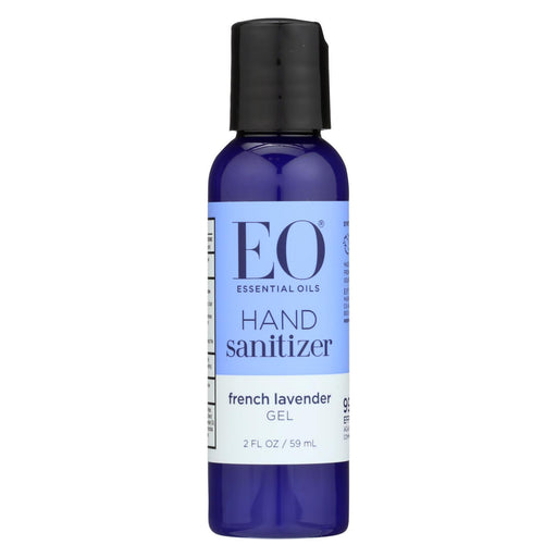 Eo Products - Hand Sanitizer - Organic Lavender - 2 Fl Oz - Case Of 6-Eco-Friendly Home & Grocery-Eo Products-EpicWorldStore.com
