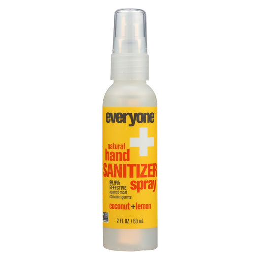 Eo Products - Hand Sanitizer Spray - Everyone - Cocnut - Dsp - 2 Oz - 1 Case-Eco-Friendly Home & Grocery-Eo Products-EpicWorldStore.com