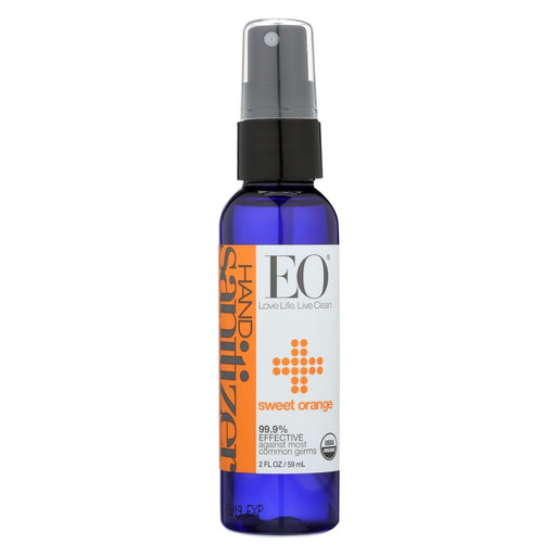 Eo Products - Hand Sanitizer Spray - Orange - Case Of 6 - 2 Oz-Eco-Friendly Home & Grocery-Eo Products-EpicWorldStore.com