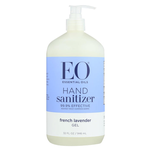Eo Products - Hand Sanitizing Gel - Lavender Essential Oil - 32 Oz-Eco-Friendly Home & Grocery-Eo Products-EpicWorldStore.com
