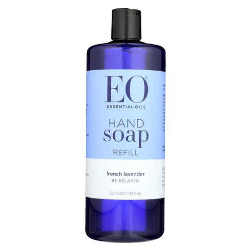 Eo Products - Liquid Hand Soap French Lavender - 32 Fl Oz-Eco-Friendly Home & Grocery-Eo Products-EpicWorldStore.com