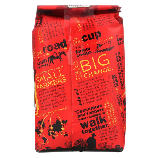 Equal Exchange Organic Drip Coffee - Decaf - Case Of 6 - 12 Oz.-Eco-Friendly Home & Grocery-Equal Exchange-EpicWorldStore.com
