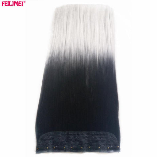 Responsible Topreety Heat Resistant Synthetic Hair Fiber 20 50cm 100gr Body Wave 5 Clips On Clip In Hair Extensions 40 Colors Available Synthetic Extensions