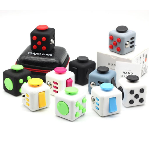 Fidget Cube Original High Quality Vinyl Desk Finger Toys Fidget Toys For Birthday Christmas Gift-Novelty & Gag Toys-Trendy Toy City Store-001-EpicWorldStore.com