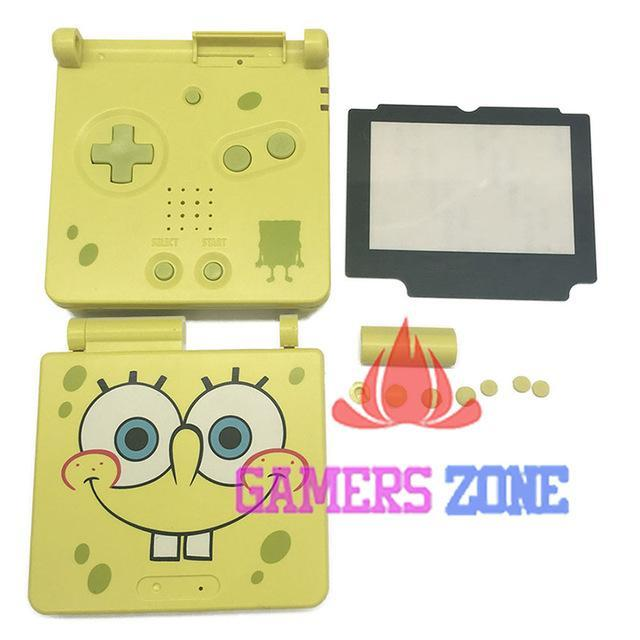 for gameboy advance sp classic nes limited edition replacement