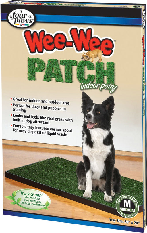 Four Paws Products Ltd - Wee-Wee Patch Indoor Potty-Pet-Four Paws Products Ltd-MEDIUM-EpicWorldStore.com