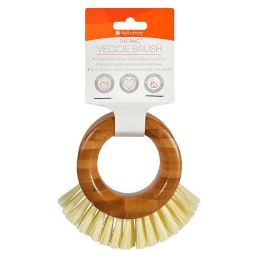 Full Circle Home The Ring Vegetable Brush - Case Of 12-Eco-Friendly Home & Grocery-Full Circle Home-EpicWorldStore.com