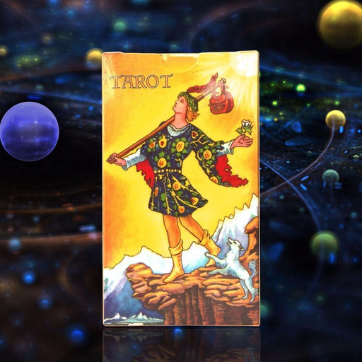 Full English Radiant Rider Wait Tarot Cards Factory Made High Quality Tarot Card With-Entertainment-Board Game Club-EpicWorldStore.com