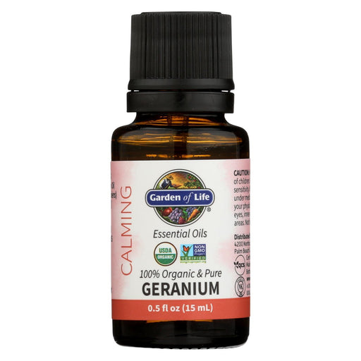 Garden Of Life - Essential Oil Geranium - .5 Fz-Eco-Friendly Home & Grocery-Garden Of Life-EpicWorldStore.com
