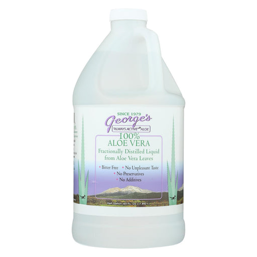 George'S Aloe Vera - 64 Fl Oz-Eco-Friendly Home & Grocery-George's Aloe Vera-EpicWorldStore.com