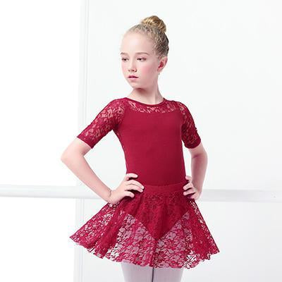 5ecca9670 Girls Dance Costumes Cotton Dance Leotards Ballet Skirts Romantic ...