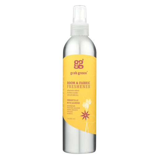 Grab Green Room And Fabric Freshener - Jasmin - Case Of 6 - 7 Fl Oz.-Eco-Friendly Home & Grocery-Grab Green-EpicWorldStore.com