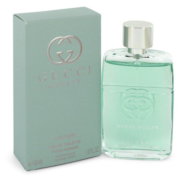 Gucci Guilty Cologne By Gucci Eau De Toilette Spray 1.7 Oz For Men-Beauty & Fragrance-Gucci-EpicWorldStore.com