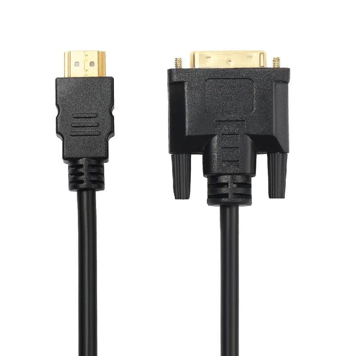 Hdmi To Dvi-D Video Cable Adapter - Hdmi Male To Dvi Male - Hdmi To Dvi Cable 1080P For High-Cables & Connectors-OGL Store-50CM-EpicWorldStore.com