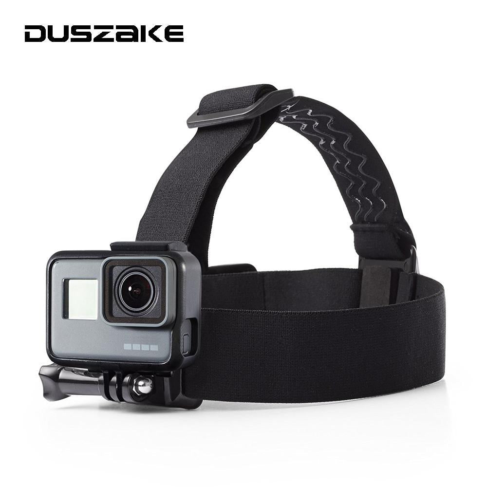 Head Strap Mount For Gopro Hero 5 6 For Xiaomi Yi 4K Action Camera Head  Harness Mount For Eken H9