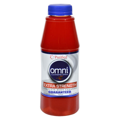 Heaven Sent Omni Cleansing Drink Fruit Punch - 16 Fl Oz-Eco-Friendly Home & Grocery-Heaven Sent-EpicWorldStore.com