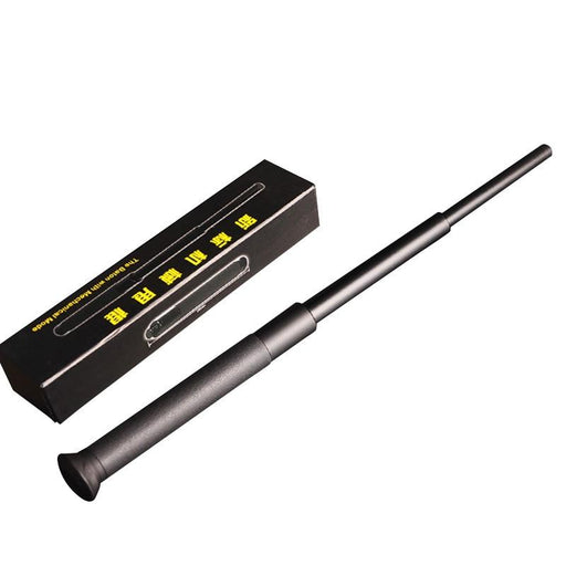 Heavy Duty Metal Baton-Self Defense Supplies-QIHAN Store-340g-EpicWorldStore.com