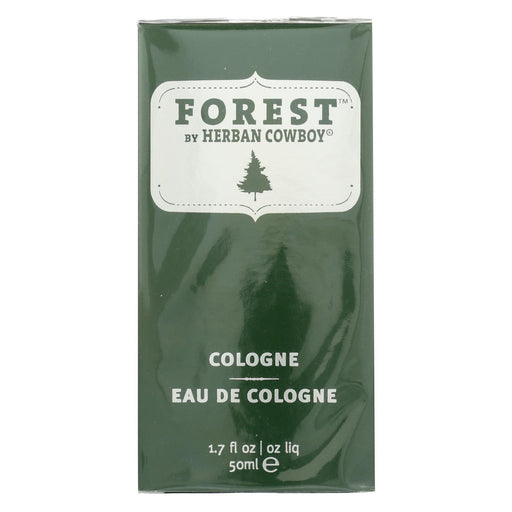 Herban Cowboy Cologne - Forest - 1.7 Fl Oz-Eco-Friendly Home & Grocery-Herban Cowboy-EpicWorldStore.com