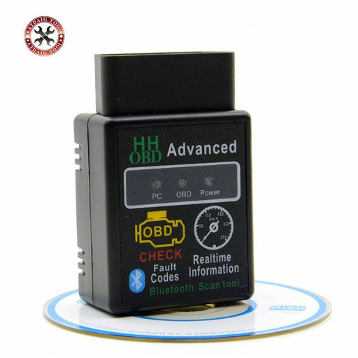 Hh Obd Elm327 Bluetooth Obd2 Obdii Can Bus Check Engine Car Auto Diagnostic Scanner Tool Interface-Car Repair Tools-CARATDIAG Store-EpicWorldStore.com