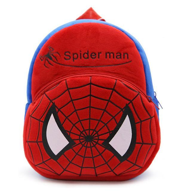 High Quality Children School Bag Plush Cartoon Toy Baby Backpack Boy Gril School  Bags Gift For a93a3c50b7024