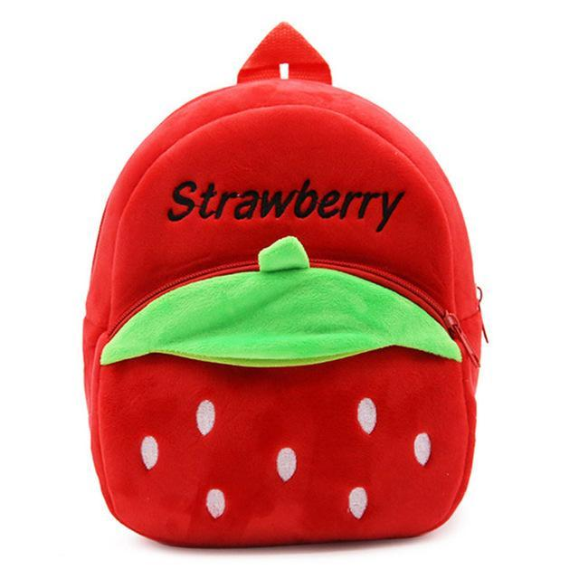 82ddde0d8 High Quality Children School Bag Plush Cartoon Toy Baby Backpack Boy Gril  School Bags Gift For