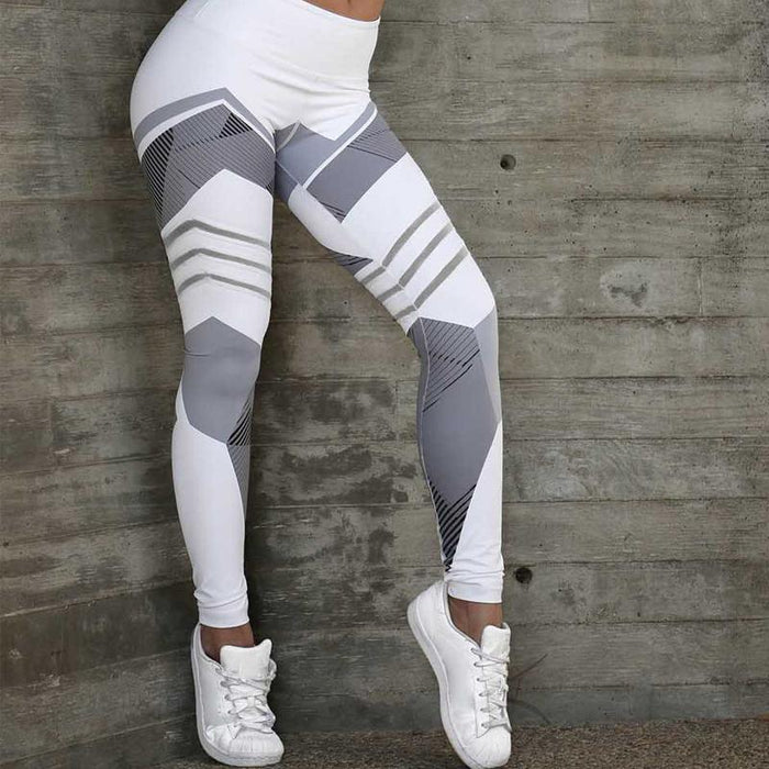 High Waist Leggings Women Stylish Hip Push Up Pants Legging Jegging Gothic Leggins Jeggings Legins-Bottoms-Shopping Outlets Store-Black-XS-EpicWorldStore.com
