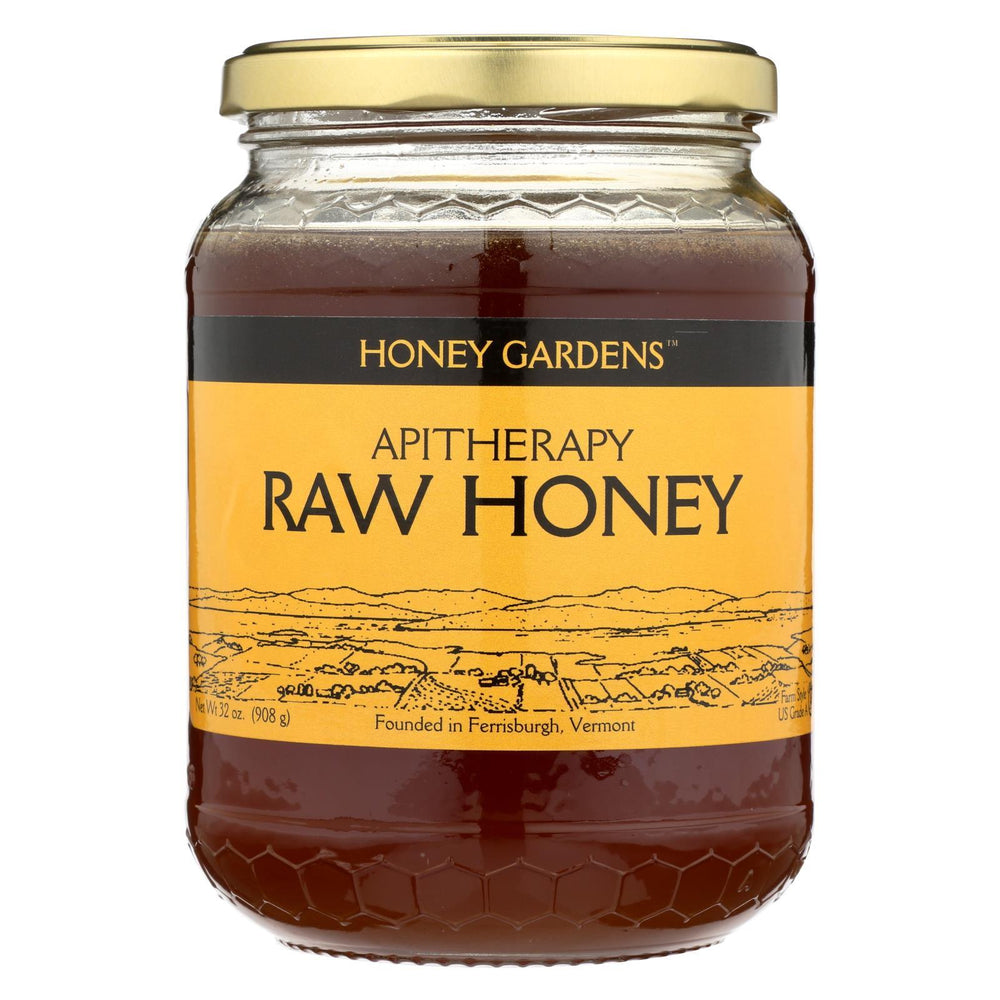 Honey Gardens Apiaries Raw Honey - 2 Lbs-Eco-Friendly Home & Grocery-Honey Gardens Apiaries-EpicWorldStore.com