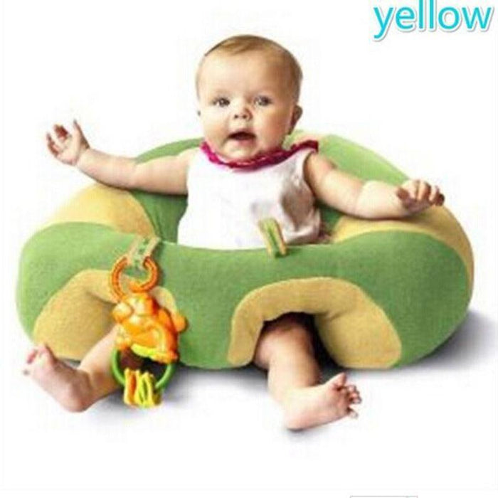 Hot Colorful Classic Infant Baby Support Seat Soft Cotton Travel Car