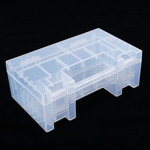 Hot Durable Battery Holder Hard Plastic Case Storage Box For Aaa Aa 9V Batteries-Computer Cleaners-Fabulous Excllent Articles Store-EpicWorldStore.com