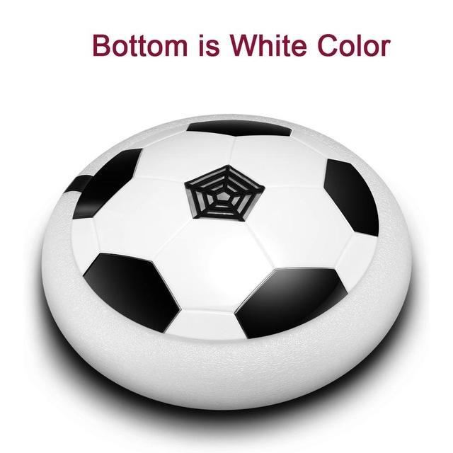 4c09afdc5b8d Hot Hover Ball Led Light Flashing Arrival Air Power Soccer Ball Disc Indoor  Football Toy-