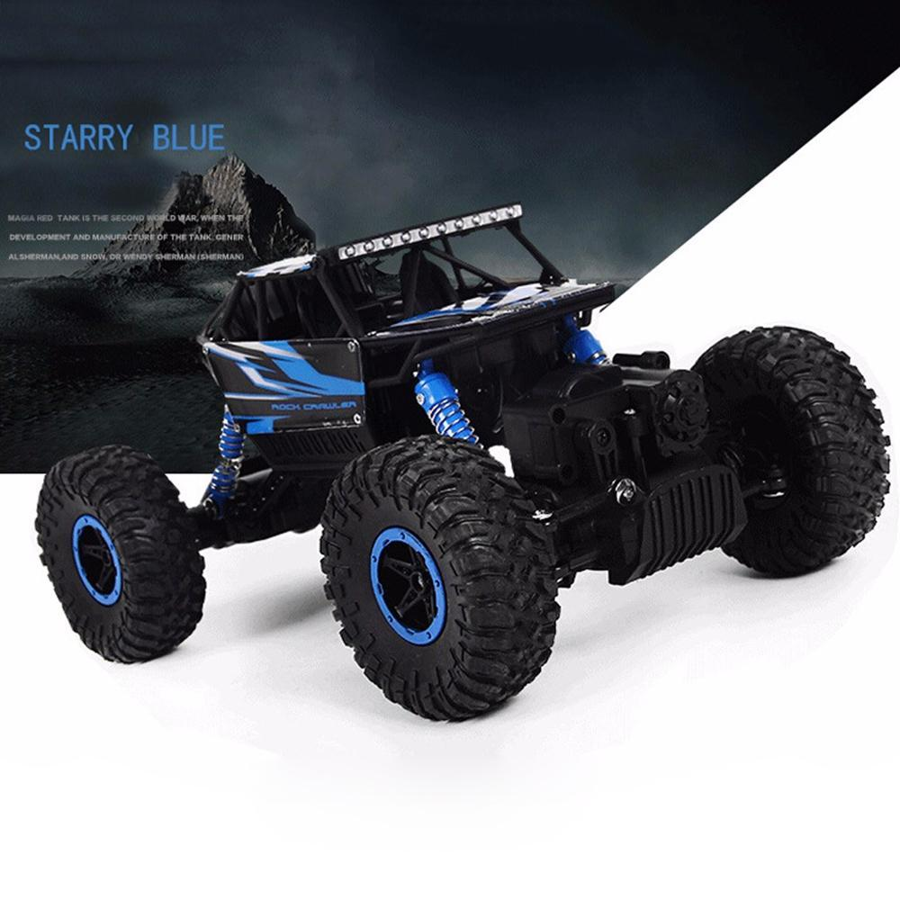 Hot Rc Car 2 4G 4Ch 4Wd 4X4 Driving Car Double Motors Drive Bigfoot Cars  Remote Control Cars Model