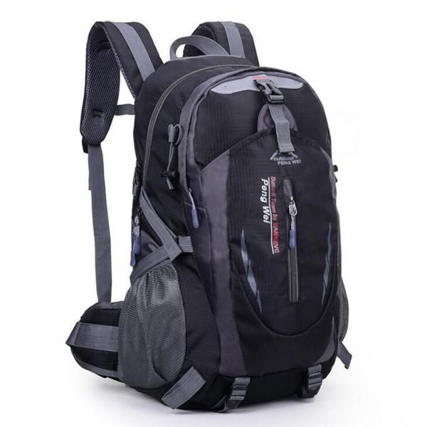 02b84ce8e8 Hot Sale Nylon Black Backpack Waterproof Mens Back Pack Laptop Mochila High  Quality Designer-Bags