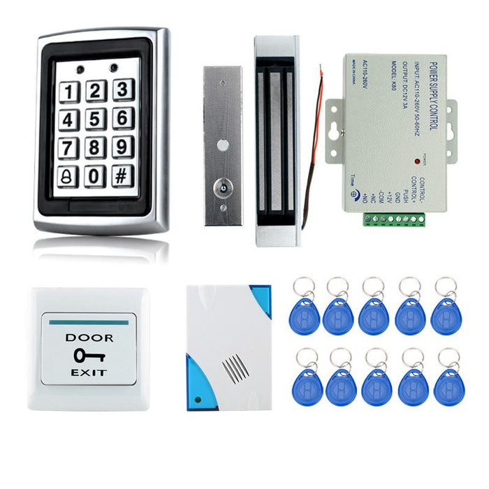Hot Selling Full Complete Rfid Door Lock Access Control System