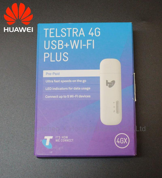 Hot Selling !Unlock Huawei E8372 ( Plus A Pair Of Ts 9 Antenna) Lte Usb  Wingle Lte Universal 4G