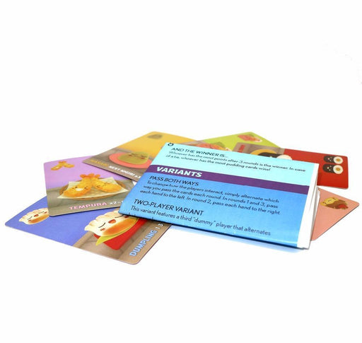 Hot Sushi Go Card Game Full English Version Board Game High Quality Suitable For The Children-Entertainment-Board Game Club-EpicWorldStore.com
