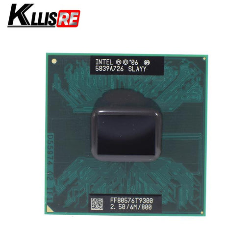 Intel Core 2 Duo T9300 2.5 Ghz 6M 800Mhz Processor Socket P Slayy Slaqg Cpu-Computer Components-RE Store-EpicWorldStore.com