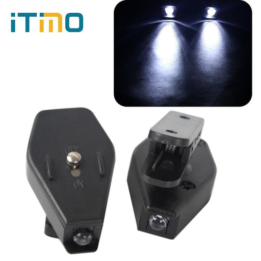 Itimo Mini Book Light Flexible Led Eyeglass Clip On Book Reading Lights For Eyeglass And Tools-Book Lights-iTimo LedLight Store-EpicWorldStore.com