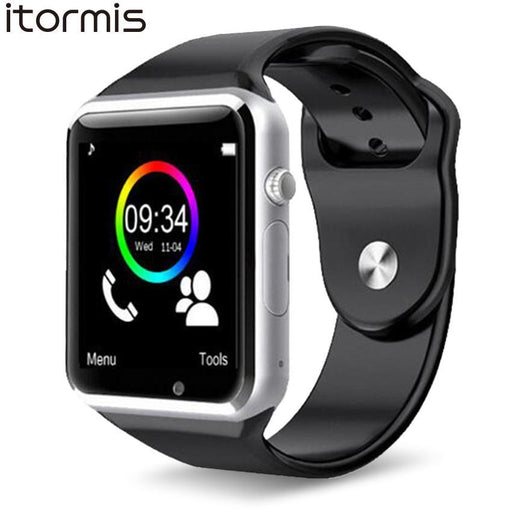 Itormis W31 Bluetooth Smart Watches Smartwatch Clever Watch Phone Sport Fitness Pedometer Tracker A1-Wearable Devices-itormis ITORMIS Store-White-Standard-EpicWorldStore.com