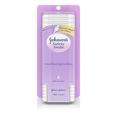 Johnsons Safety Swabs 185 Each-Home Essentials-Amazon-EpicWorldStore.com