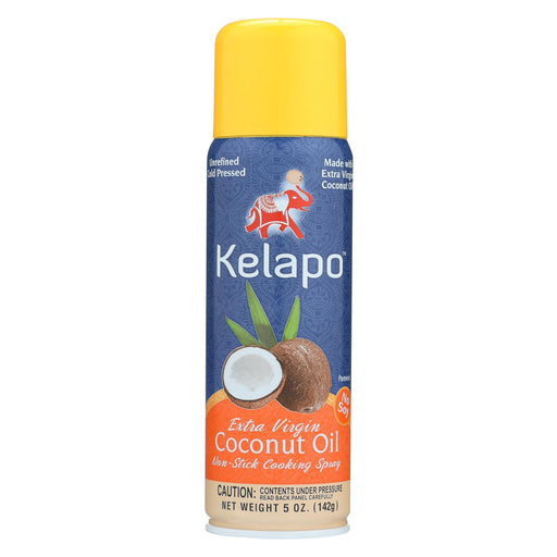 Kelapo Extra Virgin Coconut Oil Cooking Spray - Case Of 6 - 5 Fl Oz.-Eco-Friendly Home & Grocery-Kelapo-EpicWorldStore.com