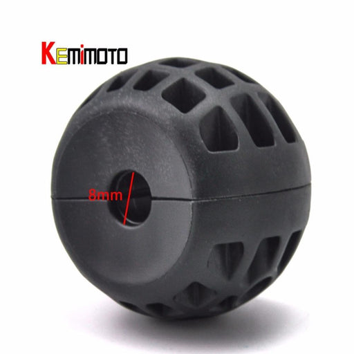 Kemimoto Atv Utv Winch Guard Cable Stop Hook Stopper Line Save Winch Stopper Cable Stopper For Rzr-ATV,RV,Boat & Other Vehicle-KEMiMOTO BIKER Store-EpicWorldStore.com
