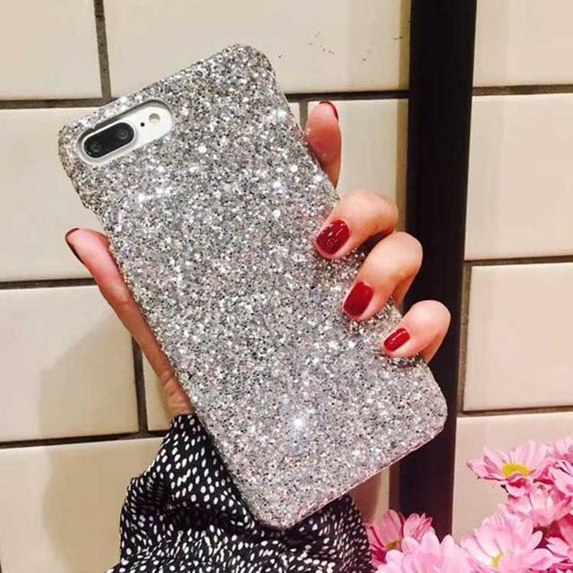 bling glitter iphone 7 case