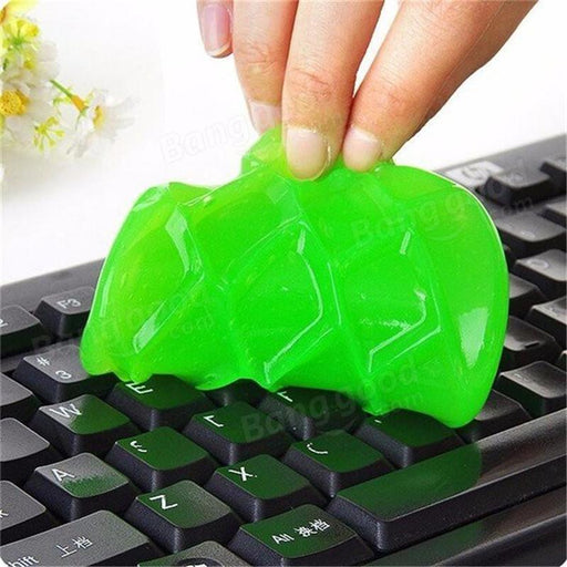 Keyboard Cleaning Gel Practical Dust Cleaning Compound Wiper Dust Clean Slimy Gel For Screen Mouse-Computer Cleaners-hengtong3 Global Store-EpicWorldStore.com