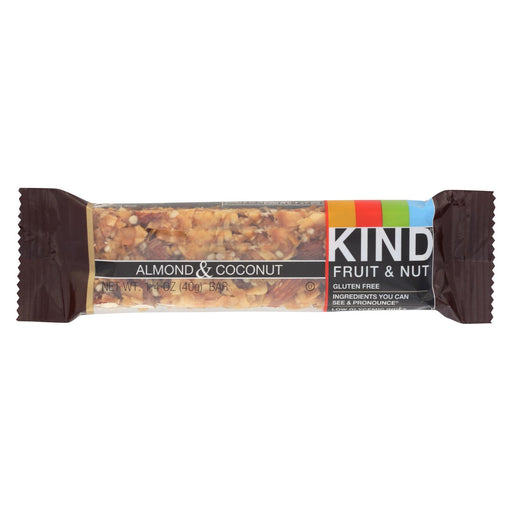 Kind Bar - Almond And Coconut - Case Of 12 - 1.4 Oz-Eco-Friendly Home & Grocery-Kind-EpicWorldStore.com