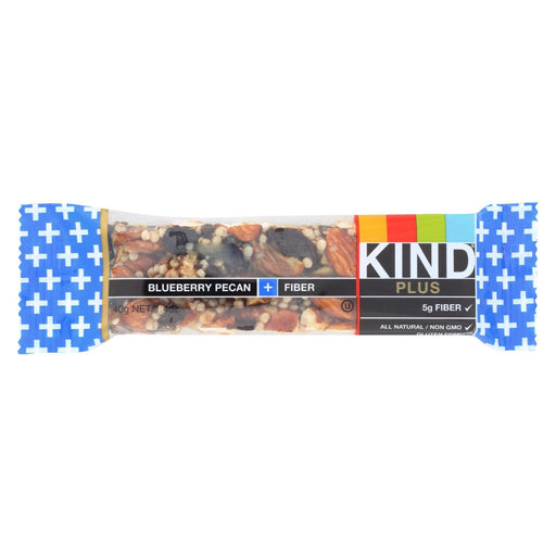 Kind Bar - Blueberry Pecan Plus Fiber - Case Of 12 - 1.4 Oz-Eco-Friendly Home & Grocery-Kind-EpicWorldStore.com