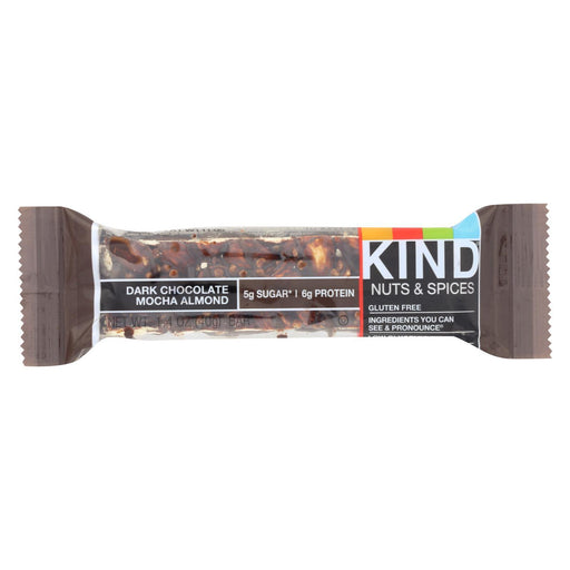 Kind Bar - Dark Chocolate Mocha Almond - 1.4 Oz Bars - Case Of 12-Eco-Friendly Home & Grocery-Kind-EpicWorldStore.com
