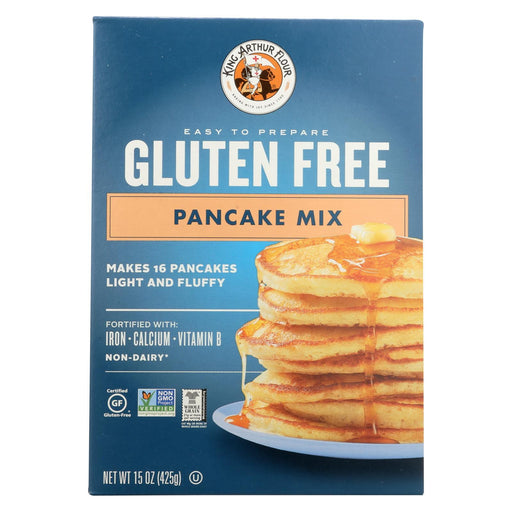 King Arthur Pancake Mix - Case Of 6 - 15 Oz.-Eco-Friendly Home & Grocery-King Arthur-EpicWorldStore.com