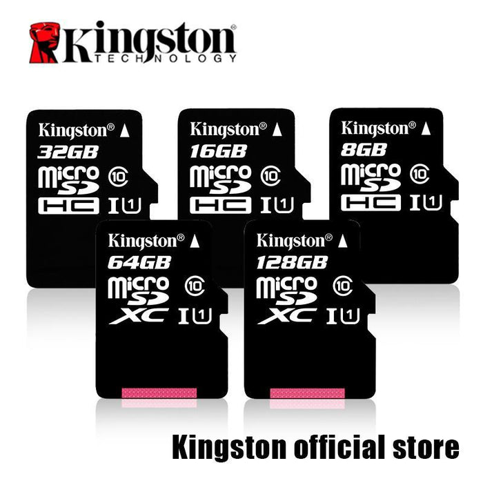 Carte Sd.Kingston Micro Sd Card Memory Card Class10 Carte Sd Memoria C10 Mini Sd Card Sdhc Sdxc Tf Card Uhs I